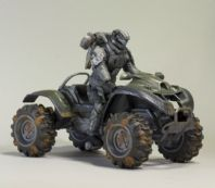 HALO REACH SERIES 5 - EXODUS MONGOOSE VEHICLE SET